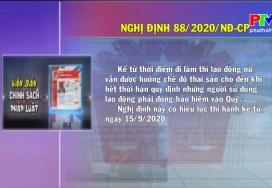 Văn bản chính sách ngày 5-9-2020