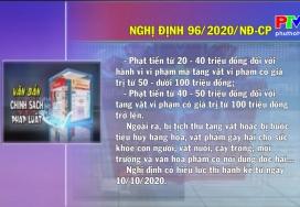 Văn bản chính sách ngày 8-10-2020
