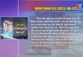 Văn bản chính sách ngày 25-2-2021
