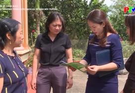 Vốn vay chương trình nước sạch và vệ sinh môi trường