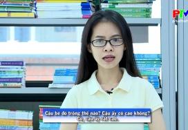 Vui học tiếng Anh - Ngoại hình con người