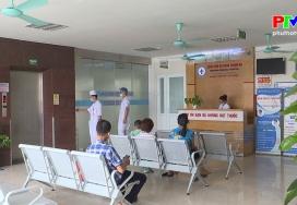 Xây dựng cơ sở y tế xanh sạch đẹp