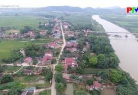 Xây dựng nông thôn mới ở các xã sau sáp nhập