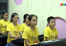 Dạy hát - Ngày đầu tiên đi học