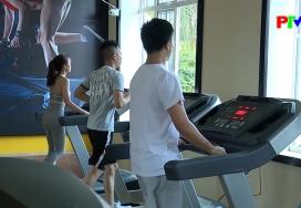 Khỏe đẹp với phòng tập Gym
