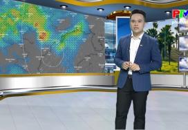 Dự báo thời tiết ngày 9-9-2019