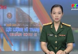 Truyền hình LLVT QK2 - Tỏa sáng phẩm chất bộ đội cụ Hồ