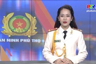 An ninh Phú Thọ - Công tác Đảng ở Đảng bộ công an tỉnh