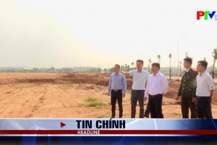 An ninh Phú Thọ: Đảm bảo các dự án đầu tư
