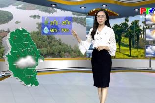 Dự báo thời tiết ngày 20-10-2020