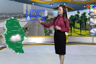 Dự báo thời tiết ngày 10-1-2021