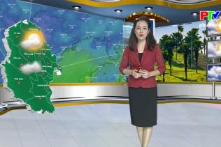Dự báo thời tiết ngày 8-12-2019