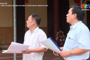Đại đoàn kết: MTTQ với công tác bầu cử Quốc hội và HĐND các cấp