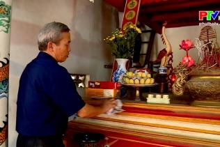 Dấu ấn thời Hùng Vương trên đất Phong Châu