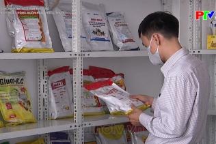 Quản lý hoạt động buôn bán thuốc thú y