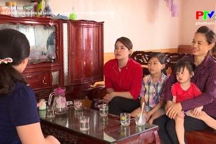 """Nông thôn mới Phú Thọ: Cuộc vận động """"5 không 3 sạch"""" đồng hành xây dựng nông thôn mới"""