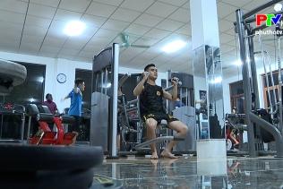 Phong trào tập Gym tại bệnh viện đa khoa Hùng Vương