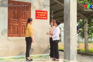 Phụ nữ và cuộc sống - Phụ nữ tham gia xây dựng nông thôn mới