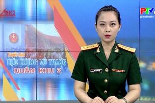 Truyền hình LLVT QK2 ngày 5-8-2020
