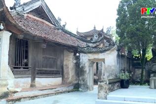 Sắc màu Tây Bắc - Kiến trúc đình cổ