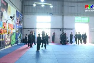 Những tấm huy chương Vàng đầu tiên của đội tuyển Pencaksilat Phú Thọ