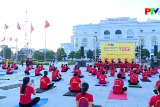 Yoga Kết nối cảm xúc