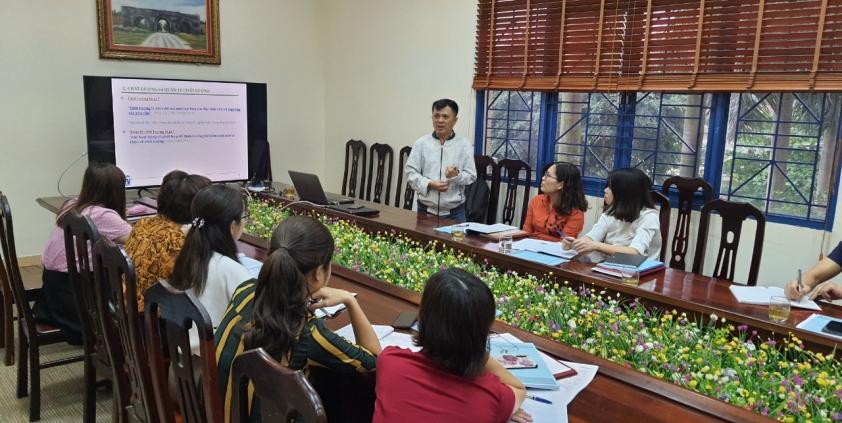 Đài PT&TH Phú Thọ tập huấn hướng dẫn áp dụng hệ thống quản lý chất lượng ISO 9001:2015
