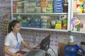 Ứng dụng phần mềm quản lý nhà thuốc